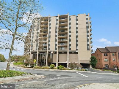 Chevy Chase Condo For Sale: 4242 East West Highway #719