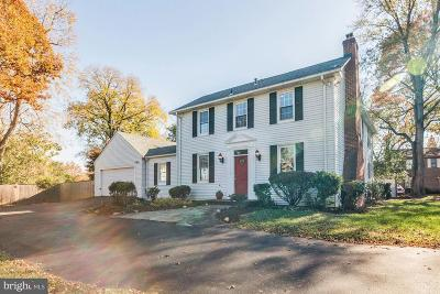 Silver Spring Single Family Home For Sale: 600 Randolph Road