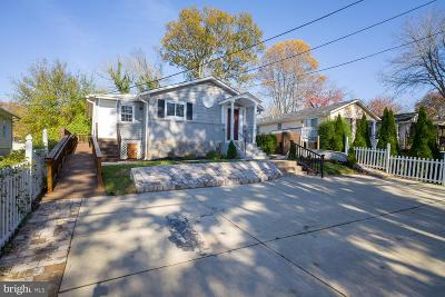Kensington Single Family Home For Sale: 4015 Plyers Mill Road