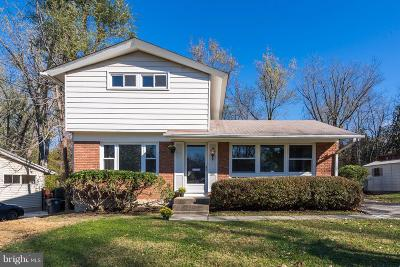 Rockville Single Family Home For Sale: 1008 Brice Road