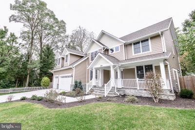 Rockville Single Family Home For Sale: 7812 Derwood Street