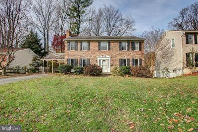 Rockville MD Single Family Home For Sale: $499,900