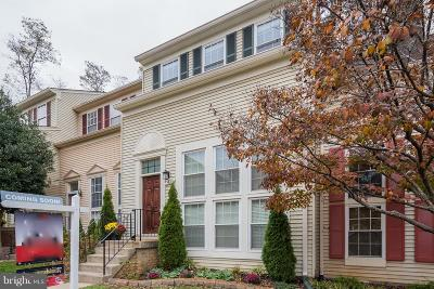 Germantown Townhouse Under Contract: 42 Cherry Bend Court