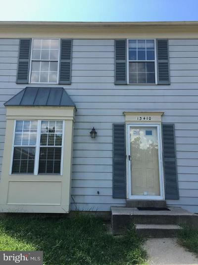 Germantown Townhouse For Sale: 13410 Country Ridge Drive