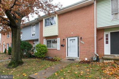 Gaithersburg Condo For Sale: 8134 Pepperwood Lane #C7