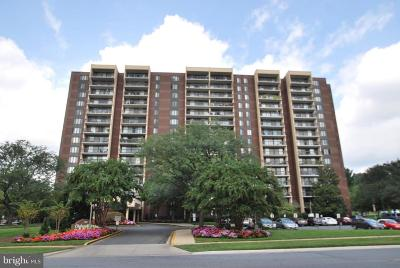 Bethesda Condo For Sale: 7401 Westlake Terrace #602