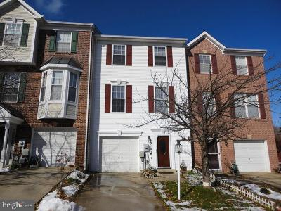 Germantown Townhouse For Sale: 13103 Diamond Hill Drive