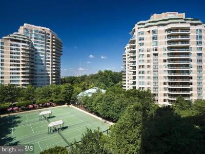 Fairfax County, Fairfax City, Loudoun County, Montgomery County, Prince George County, Prince William County, Frederick County, Fredericksburg City Condo For Sale: 5600 Wisconsin Avenue #803