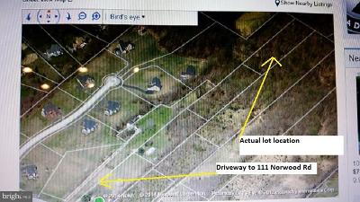 Silver Spring Residential Lots & Land For Sale: 129 Norwood Road