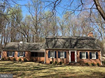 Potomac Single Family Home For Sale: 8512 Horseshoe Lane