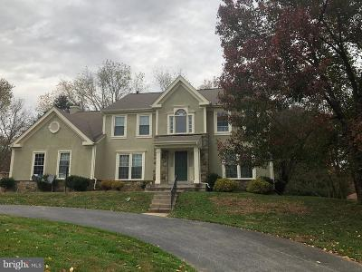 Gaithersburg Single Family Home For Sale: 22401 Sweetleaf Lane