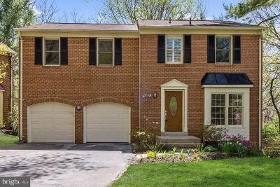 Single Family Home For Sale: 2506 Campbell Place