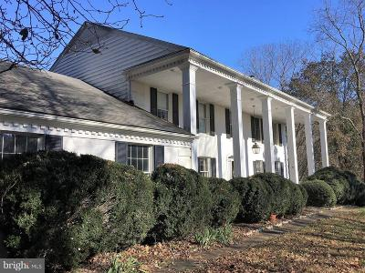 Gaithersburg Single Family Home For Sale: 9221 Warfield Road