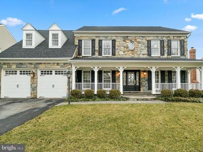 Olney Single Family Home For Sale: 18316 Leedstown Way
