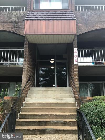 Gaithersburg MD Condo For Sale: $140,000