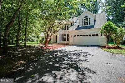 Gaithersburg MD Single Family Home For Sale: $3,350