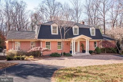Potomac MD Single Family Home For Sale: $1,950,000