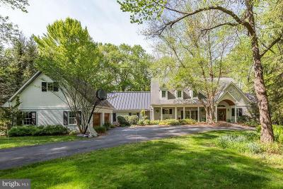 Bethesda Single Family Home For Sale: 7905 Deepwell Drive