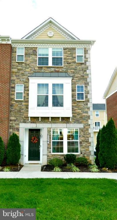 Gaithersburg Townhouse For Sale: 750 Cobbler Place