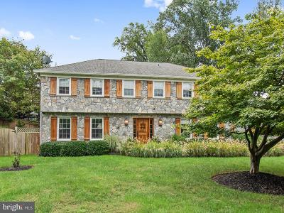 Potomac MD Single Family Home For Sale: $1,049,000