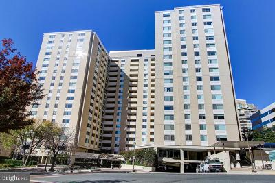 Chevy Chase Condo For Sale: 4601 N Park Avenue #1513