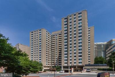 Chevy Chase Condo For Sale: 4601 N Park Avenue #1412-M