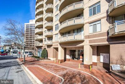 Bethesda Condo For Sale: 4801 Fairmont Avenue #613