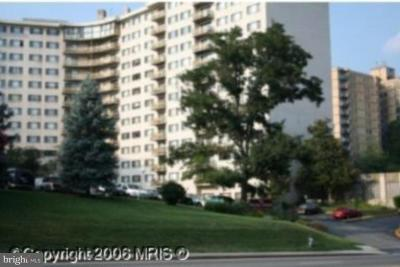 Silver Spring Rental For Rent: 8830 Piney Branch Road #808