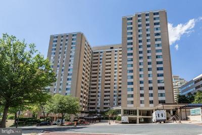 Chevy Chase Condo For Sale: 4601 N Park Avenue #1818T