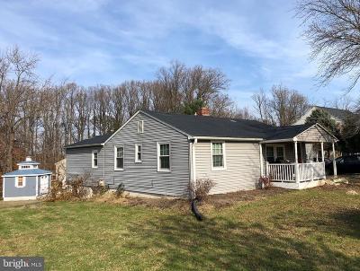 Poolesville Single Family Home For Sale: 19509 Jerusalem Church Terrace
