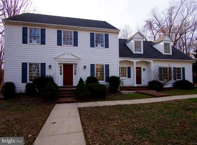 Potomac Single Family Home For Sale: 11630 Piney Spring Lane