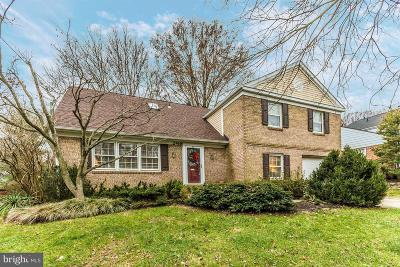 Potomac Single Family Home For Sale: 2416 Chilham Place