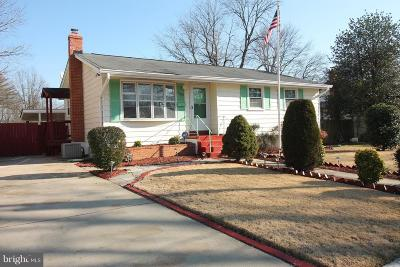 Rockville MD Single Family Home For Sale: $449,000