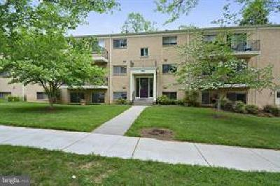 Bethesda Condo For Sale: 10661 Montrose Avenue #102