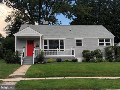 Silver Spring, Wheaton Single Family Home For Sale: 10717 Saint Margarets Way
