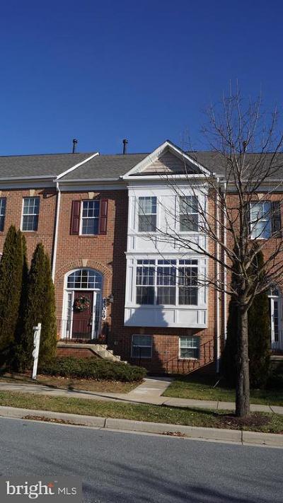 Clarksburg Townhouse For Sale: 23029 Birch Mead Road