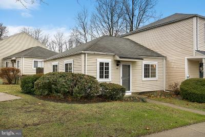 Montgomery County Townhouse For Sale: 40 Stoney Point Court