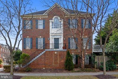 Gaithersburg MD Townhouse For Sale: $610,000
