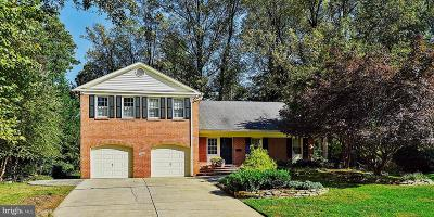 Bethesda Single Family Home For Sale: 6734 Surreywood Lane