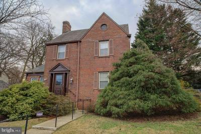 Silver Spring Single Family Home For Sale: 7 Sussex Road