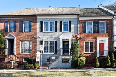 Gaithersburg MD Townhouse For Sale: $649,900