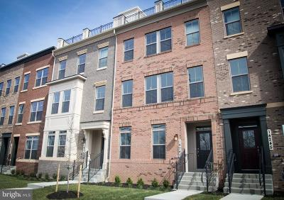 Rockville Townhouse For Sale: 14247 Travilah Road