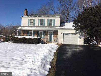 Olney Single Family Home For Sale: 3613 Stoney Castle Street