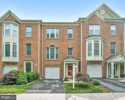 Rockville Townhouse For Sale: 508 Winding Rose Drive