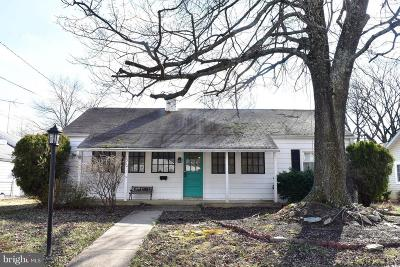 Silver Spring Single Family Home For Sale: 1510 Gleason Street