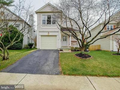 Germantown MD Single Family Home For Sale: $395,000