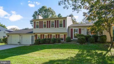 North Potomac Single Family Home Under Contract: 15052 Joshua Tree Road