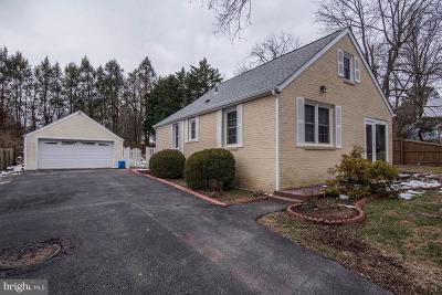Single Family Home For Sale: 12304 McCrossin Lane