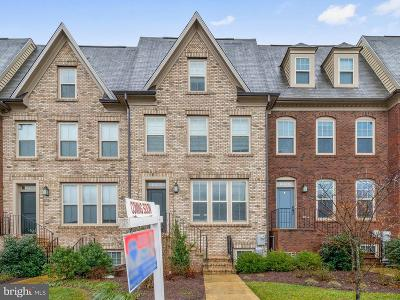 Rockville Townhouse For Sale: 16125 Redland Road