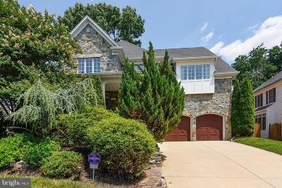 Bethesda Single Family Home For Sale: 8507 Pelham Road